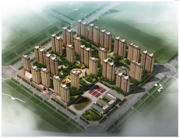 住宅项目工程创优计划(含图表)