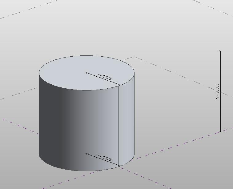 Revit中制作螺旋线的方法_2