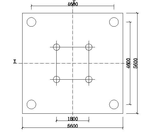 塔吊专项方案下载资料下载-广州市住宅楼塔吊基础专项施工方案