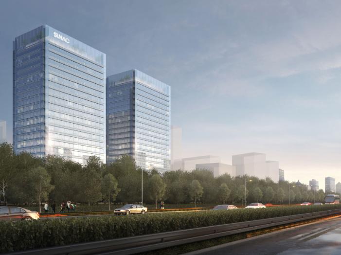 北京东四环现代高层豪宅项目设计方案文本