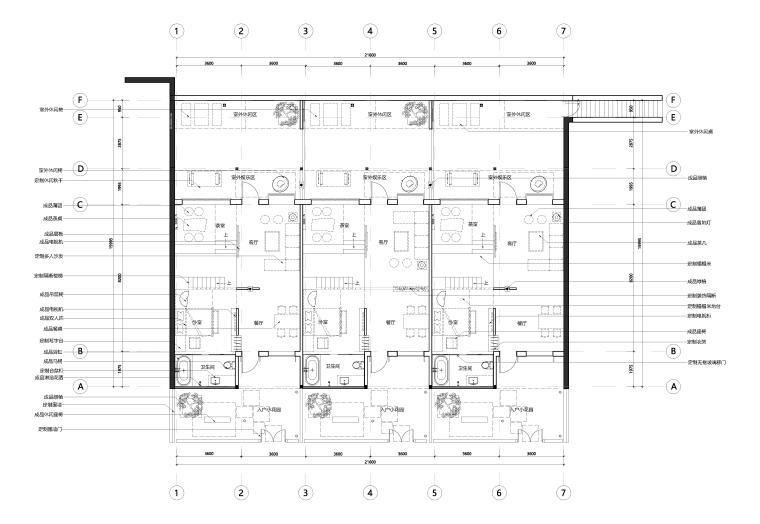 平面图,Floor plan