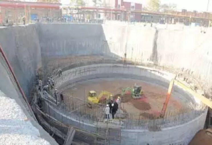 沉井专项施工方案