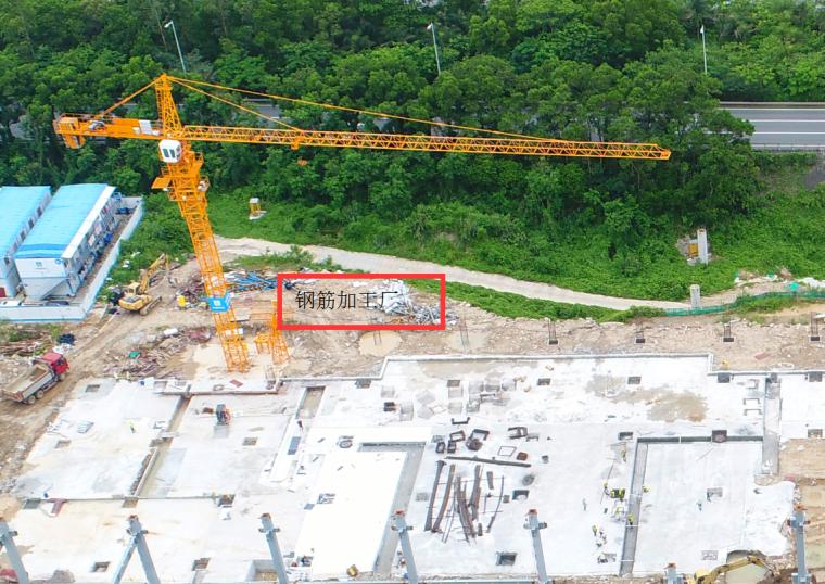 科技研发厂房工程临时道路改造施工方案