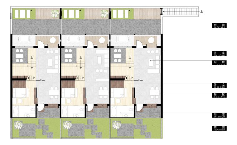 概念平面图,Floor plan concept