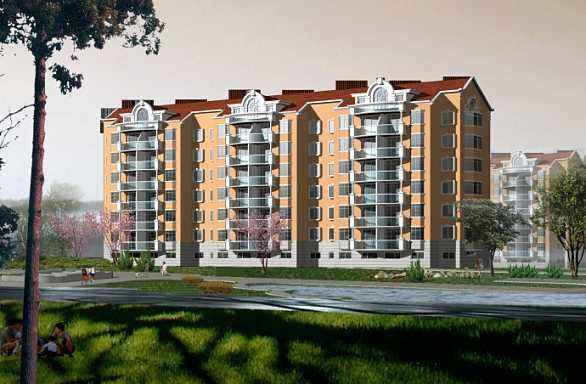 住宅建筑设计与欣赏(178页,图文)