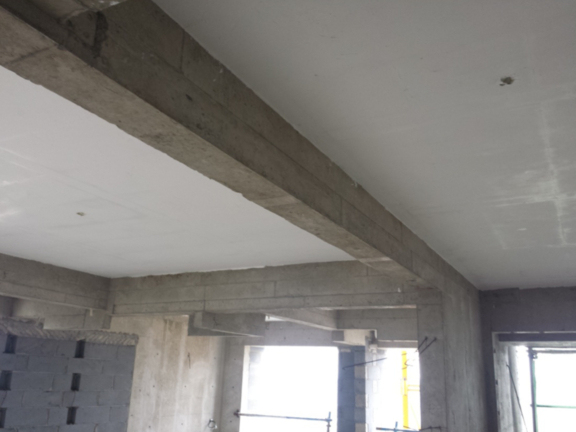 爬架+外墙砌体穿插施工工艺