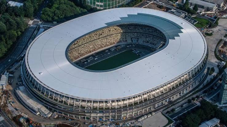 争议的巨构——新国立体育馆