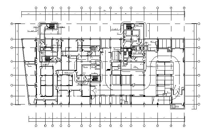 大学钢悬挑脚手架专项施工方案