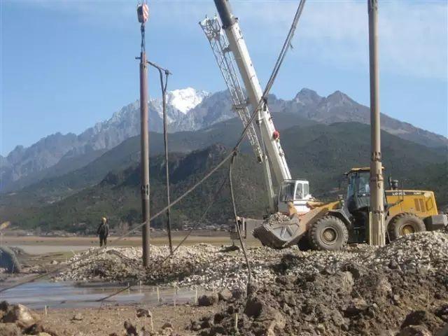地基处理之碎石桩施工工法全面解读!