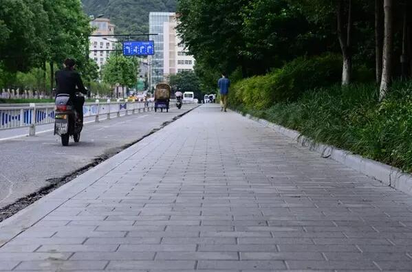 人行道改造工程图纸清单招标文件