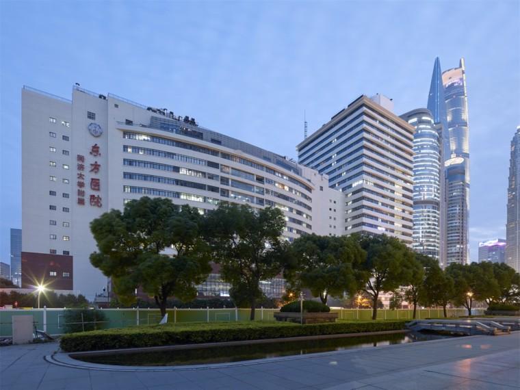 《传染病医院建筑设计规范》 GB50849-2014