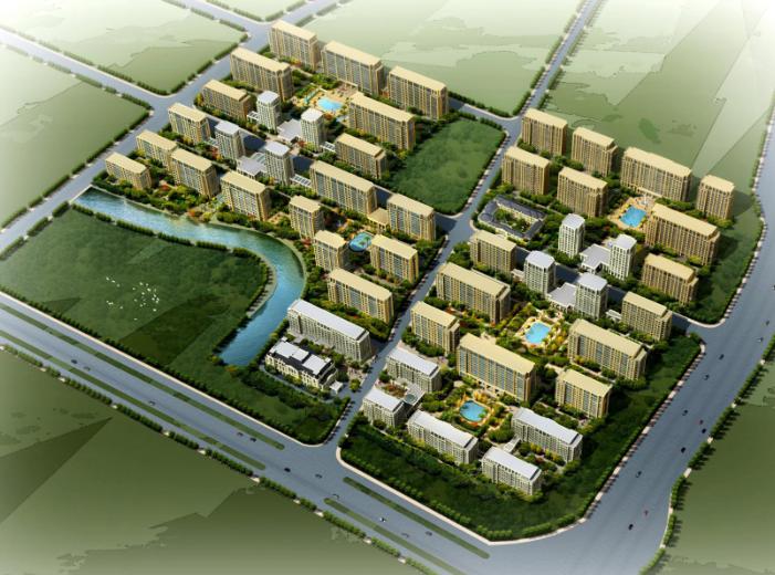 西溪诚园高层住宅项目设计汇报文本_PDF84页
