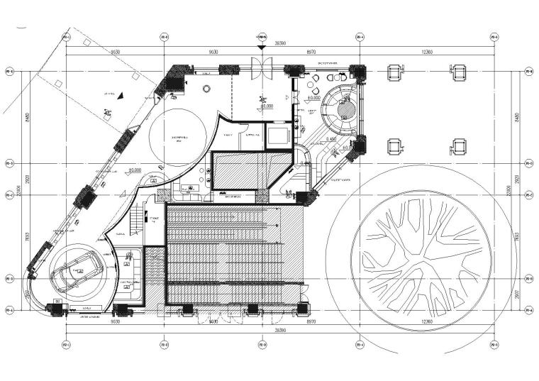 S101,103插座平面图