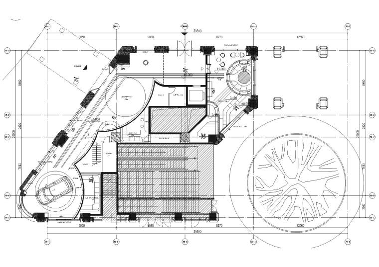 S101,103电力平面图