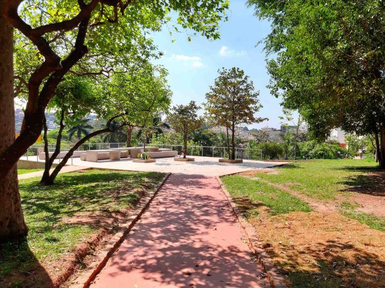巴西市政RaulSeixas公园