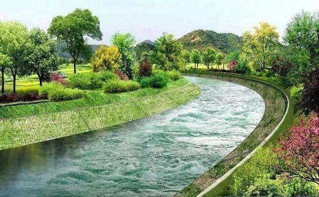河道治理项目施工图纸(含工程量清单)