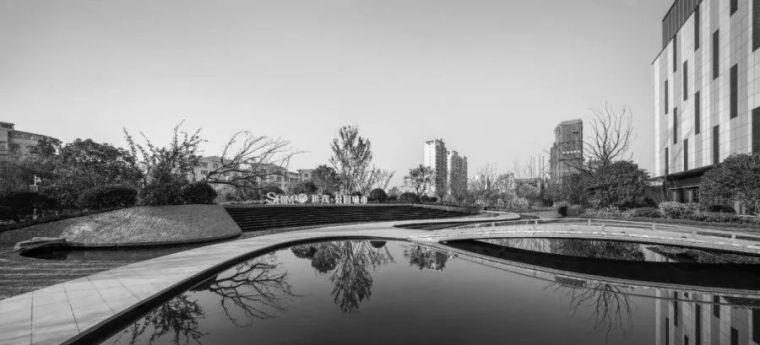 流动的景观,凝练的文化丨世茂公园城市