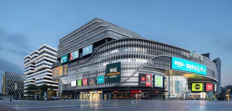 多元化综合体项目—— 广州天河万科广场