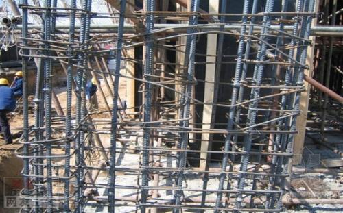 柱钢筋工程量计算(含计算实例)