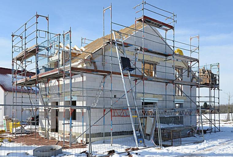 建筑工程脚手架与模板工程量计算规则