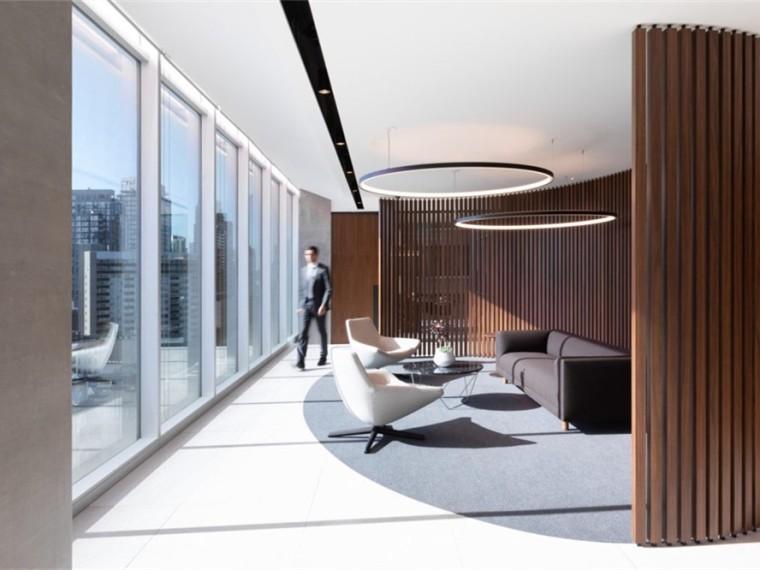 温哥华Constantini现代风格办公室