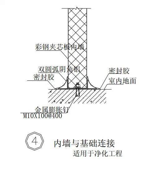 钢结构建筑构造图集[墙板构造]_11