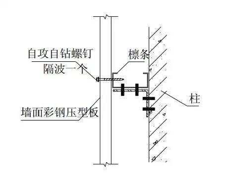 钢结构建筑构造图集[墙板构造]_7