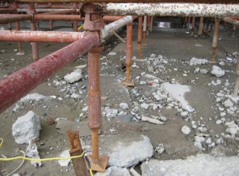 桥梁支架施工安全管理及预防措施