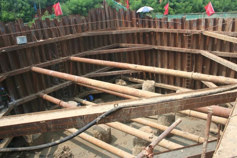 桥梁主要施工内容及主要危险源识别