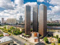 俄罗斯 | 百米以上高层住宅设计