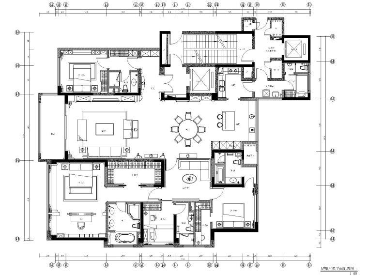 施工图 项目位置:广东 设计风格:现代风格 图纸格式:jpg,cad2000,ppt