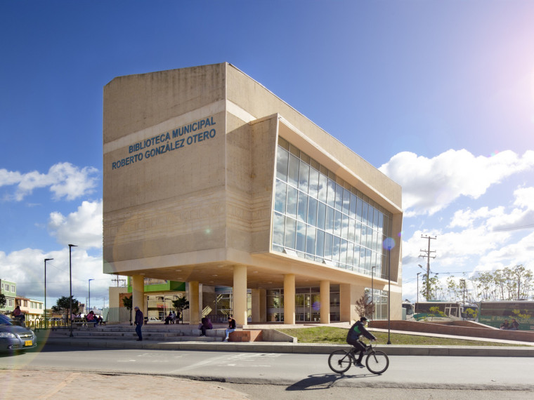 BibliotecaPúblicadeTocancipá图书馆