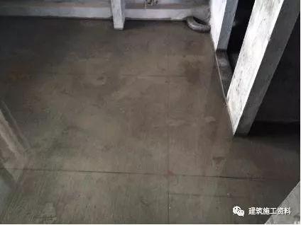 施工质量通病,卫生间不漏水的防水做法
