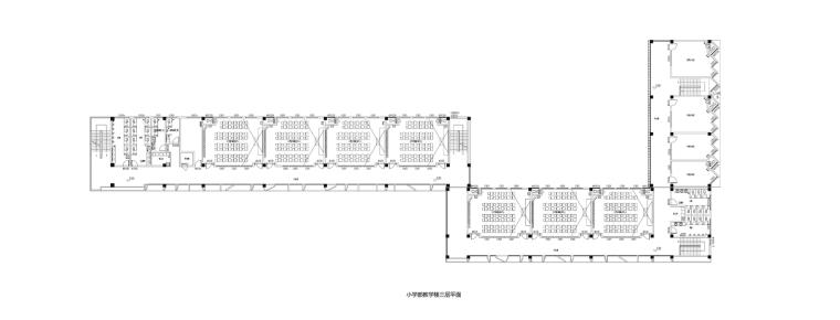 5_小学部教学楼三层平面