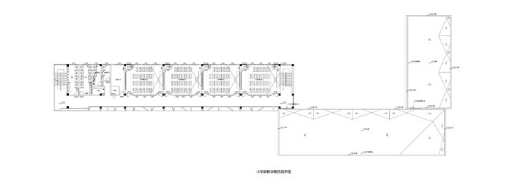 5_小学部教学楼四层平面
