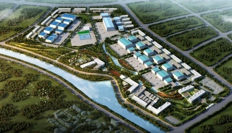 青岛影视产业园项目临时设施施工方案