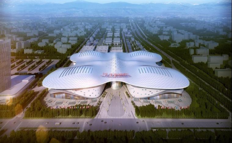 会展中心项目金属屋面施工组织设计(2017)