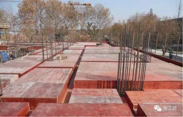 图解墙、板、梁钢筋连接施工要点