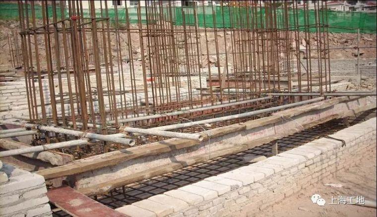 图文详解七大模板安装工程质量通病防治措施_2
