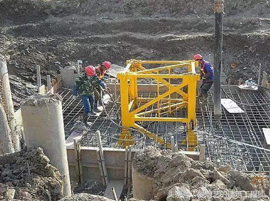 塔吊基础专项施工方案及施工注意事项_9