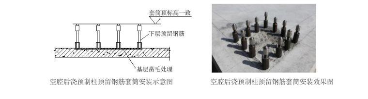 空腔后浇预制柱设计、制作、运输与安装过程_4