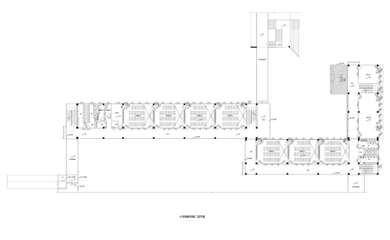 5_小学部教学楼二层平面