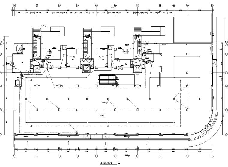 山东二类高层住宅小区项目电气施工图