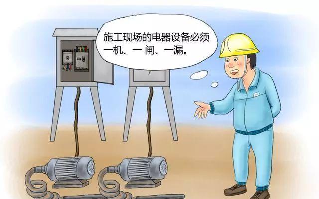 施工安全管理:做好常见施工的安全交底_1