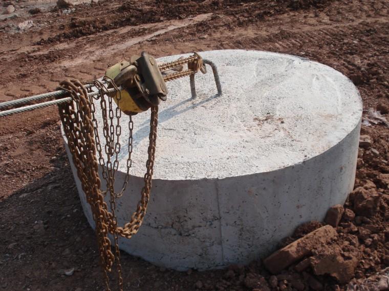 改桥工程之双柱式圆柱墩施工安全专项方案