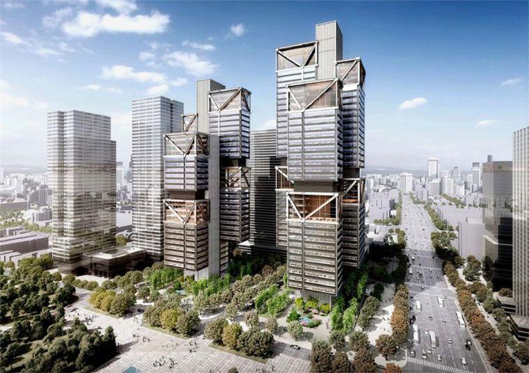 如何打造顶级总部大楼,老头子总会有办法!_7
