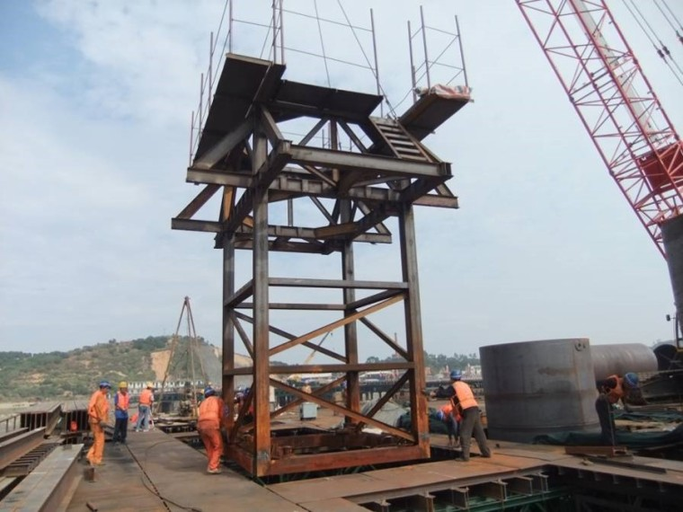 跨海大桥工程案例专项安全风险评估