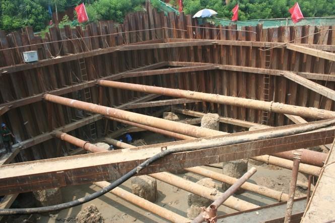 桥梁施工过程中潜在事故及安全管理