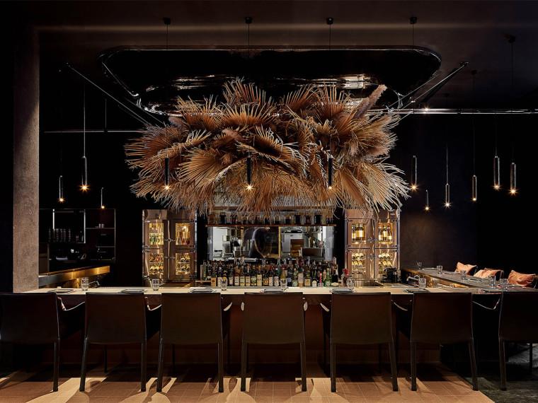 上海CHARCOHOL巧客餐厅与鸡尾酒吧