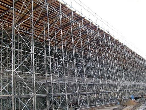 现浇桥梁盘扣式满堂支架安全专项施工方案